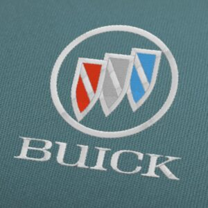 Buick Luxury Cars Logo Embroidery Design For Instant Download