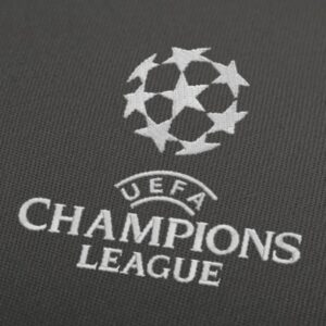 UEFA Champions League Embroidery Design For Instant Download