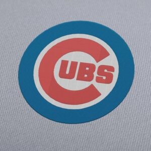 Chicago Cubs Logo Embroidery Design For Instant Download