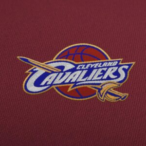 Cleveland Cavaliers NBA Embroidery Design for Download
