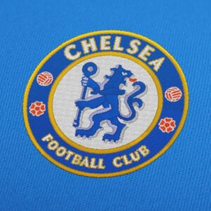 Chelsea Football Club Embroidery Design - Instant Download