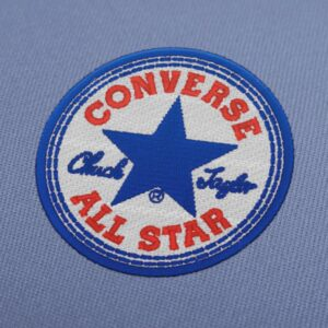 Converse All Star 2,8 inch - Embroidery design download