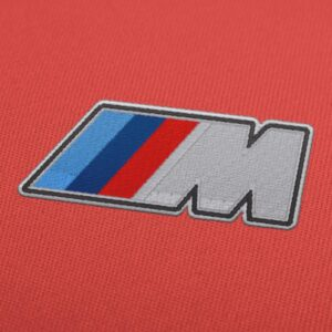 BMW M Class Logo Embroidery Design For Instant Download