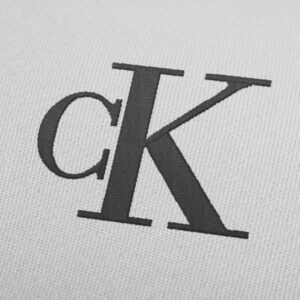 Calvin Klein logo 2 Embroidery Design For Instant Download