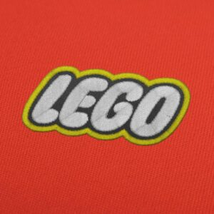 Lego logo 2 Embroidery Design For Instant Download
