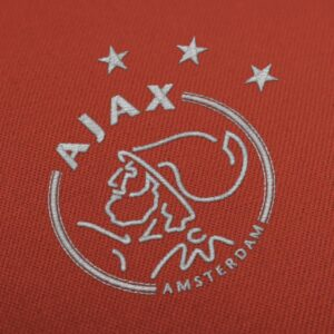 AFC Ajax Amsterdam Logo 2 Embroidery Design Instant Download