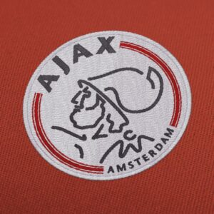 AFC Ajax Amsterdam Logo Embroidery Design For Instant Download