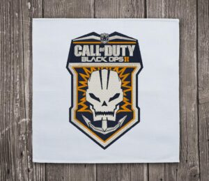 Call of Duty Black Ops II - Embroidery design download
