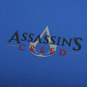 Assassins Creed Embroidery design