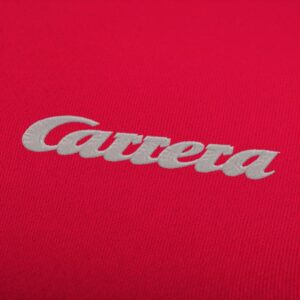 Carrera Logo Embroidery Design For Instant Download