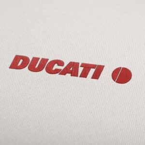 Ducati Logo Embroidery Design For Instant Download