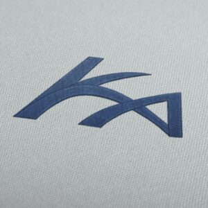 Ford Ka Logo Embroidery Design For Instant Download