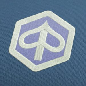 Piaggo Logo Embroidery Design for Instant Download