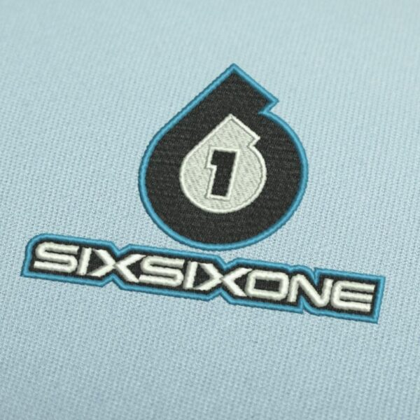 SixSixOne Logo Embroidery Design for Instant Download
