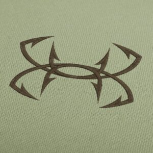 Under Armour Logo Embroidery Design For Instant Download