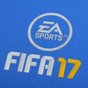 Fifa 17 EA Sports Embroidery Design For Instant Download