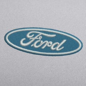 Ford Logo Embroidery Design For Instant Download