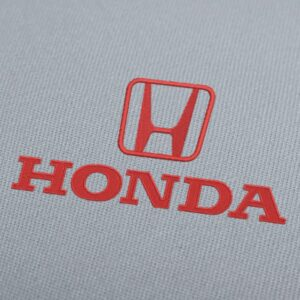 Honda Automobiles 2 Embroidery Design For Instant Download