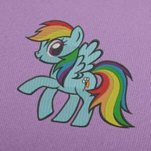 My Little Pony Embroidery Design For Instant Download