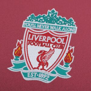 Liverpool Football Club Embroidery Design For Instant Download