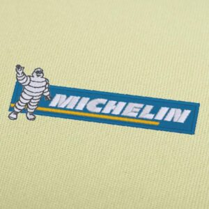 Michelin Embroidery Design For Instant Download