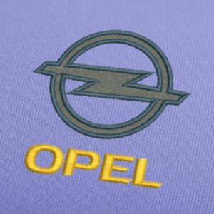 Opel Logo Embroidery Design For Instant Download