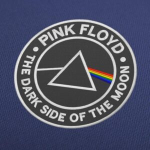 Pink Floyd Logo Embroidery Design For Instant Download