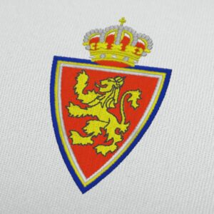 Real Zaragoza Embroidery Design For Instant Download