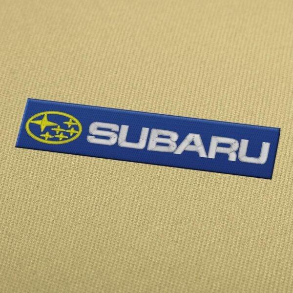 Subaru logo 1 Embroidery Design For Instant Download