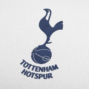 Tottenham Hotspur Logo Embroidery Design For Instant Download