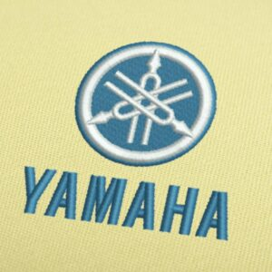 Yamaha Logo 4 Embroidery Design For Instant Download