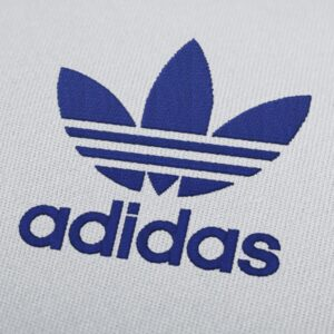 Adidas Old Logo Embroidery Design For Instant Download