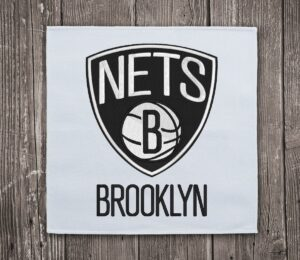 Brooklyn Nets - Embroidery design download