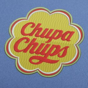 Chupa Chups Logo design for Instant Download