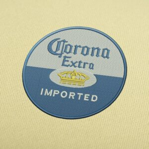 Corona Extra Beer Logo design for Instant Download