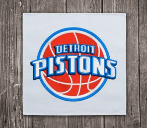 Detroit Pistons - Embroidery design download