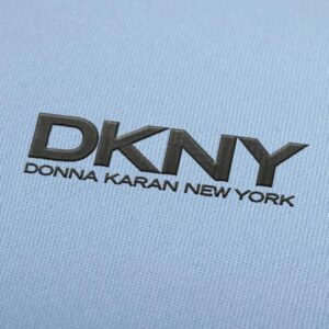 DKNY Logo Embroidery Design for Instant Download