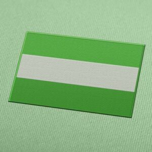 Andalucía Flag Embroidery Machine Design For Instant Download
