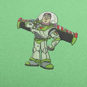 Buzz Lightyear 2 Embroidery design for Instant Download