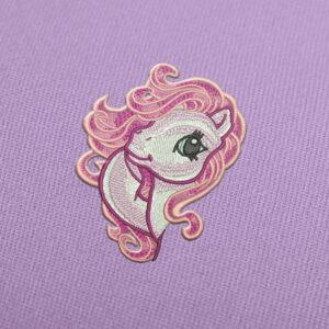Little Pony Embroidery design for Instant Download