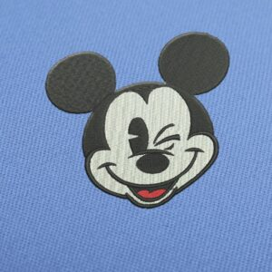 Mickey Mouse 2 Embroidery design for Instant Download