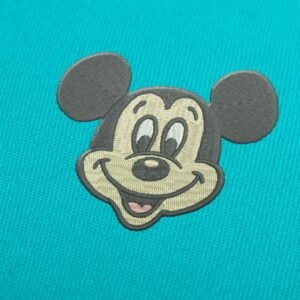 Mickey Mouse 3 Embroidery design for Instant Download