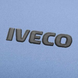 Iveco Logo Embroidery design for Instant Download