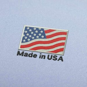 Made In USA Flag Embroidery design for Instant Download