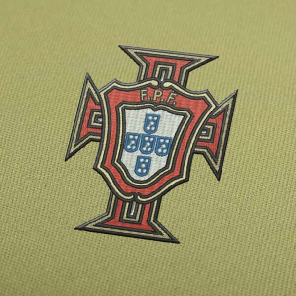Portugal National Football Team Embroidery design for Instant Download