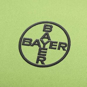 Bayer Logo Embroidery design for Instant Download