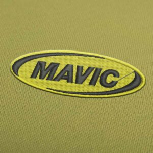 Mavic Logo Embroidery design for Instant Download