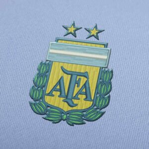 Argentina National Football Team Embroidery design - Instant Download