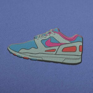 Nike Air Max 1 Sneaker Embroidery Design for Download