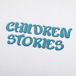 Children Stories Font - Machine Embroidery Design Fonts Download